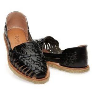 Toms Huarache Sandal 8